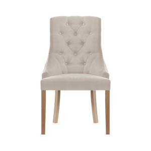 Krémová židle Jalouse Maison Chiara