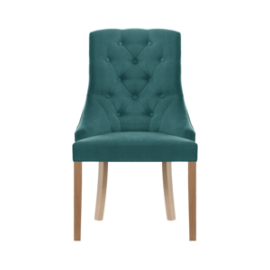 Tyrkysová židle Jalouse Maison Chiara