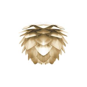 Stínidlo ve zlaté barvě VITA Copenhagen Silvia, ⌀50cm