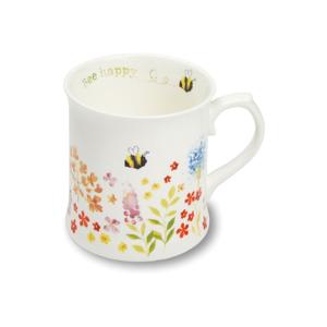 Porcelánový hrnek Cooksmart ® Flowers, 440ml