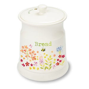 Keramická dóza na chléb Cooksmart ® Bee Happy