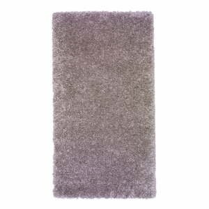 Šedý koberec Universal Aqua Liso, 57x110cm