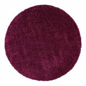 Fialový koberec Universal Aqua Liso, ø100cm