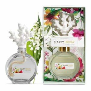 Difuzér s vůní čerstvých květů HF Living, 190 ml