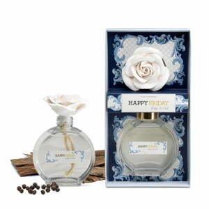 Difuzér s vůní růže a agarového dřeva HF Living, 190 ml