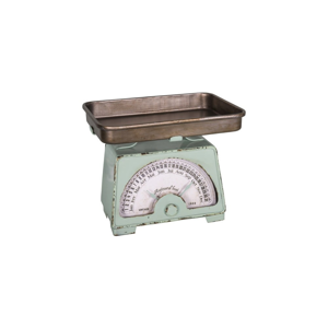 Kalendář ve stylu kuchyňské váhy Antic Line Balance Calendier