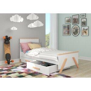 Dětská postel 80x180 cm Figus