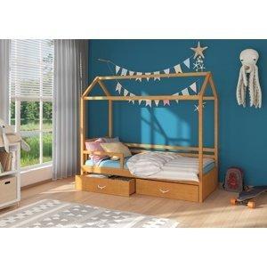 Dětská postel se zábranou 80x180 cm Madge