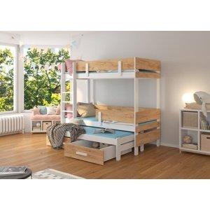 Patrová dětská postel 80x180 cm Bree