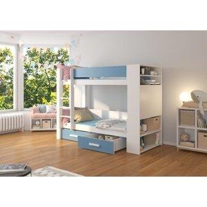 Patrová postel pro děti 80x180 cm Quinn