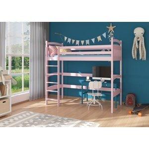Dětská postel patrová Olly 90x200 cm