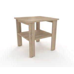 Malý stolek Teria čtvercový