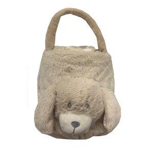 Plyšová taška s plédem Pes