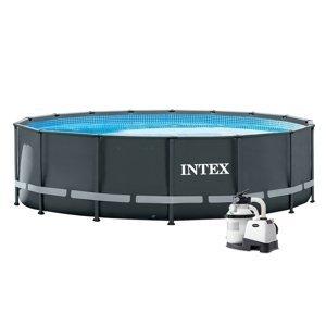 Marimex Bazén Florida Premium Grey 4,88x1,22 m s pískovou filtraci a příslušenstvím - 10340037