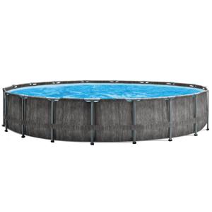 Marimex Bazén Florida Premium Greywood 4,57x1,22 m s kartušovou filtrací a příslušenstvím - 10340250