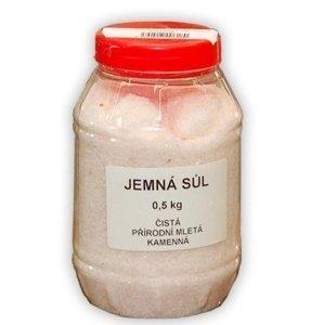 Marimex Mletá sůl 0,5 kg - natural - 11105746