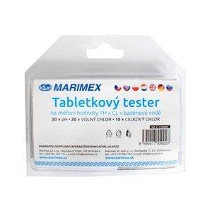 MARIMEX 11305001 Tabletový tester na pH a Cl