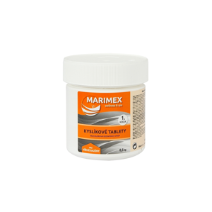 Marimex Marimex Spa Kyslíkové tablety 0,5 kg - 11313104
