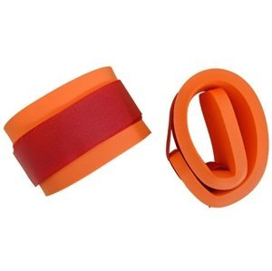 Marimex Nadlehčovací rukávky na suchý zip - oranžová - 116302033