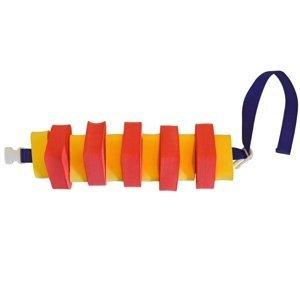 Marimex Plavecký pás pro děti - 100 cm - červeno-žlutý - 116302081