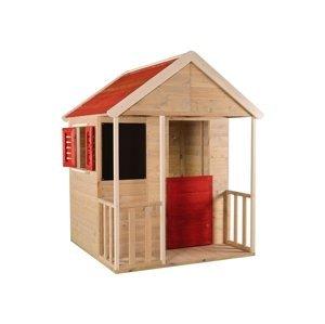 Marimex Dětský dřevěný domeček Veranda - 11640355