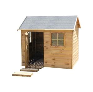 Marimex Domeček dětský dřevěný Chata