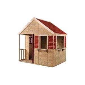 Marimex Dětský dřevěný domeček Letní vila - 11640423
