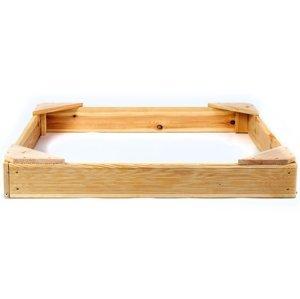Marimex Pískoviště dřevěné čtyřhranné malé - 11640431