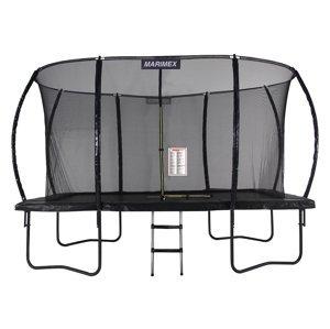 Marimex Trampolína Marimex Comfort Spring 213x305 cm + vnitřní ochranná síť + žebřík ZDARMA - 19000097