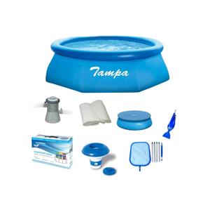 Marimex Bazén Tampa 3,05x0,76 m s kartušovou filtrací a příslušenstvím - 19900029
