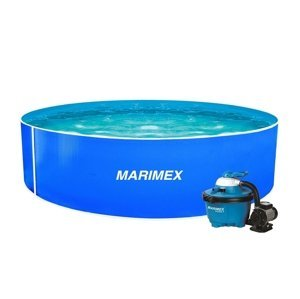 Marimex Bazén Orlando 3,66x0,91 m s pískovou filtrací a příslušenstvím - 19900044