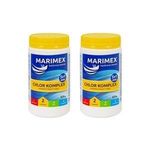 Marimex Marimex Komplex Mini 5v1 0,9 kg - sada 2 ks - 19900048