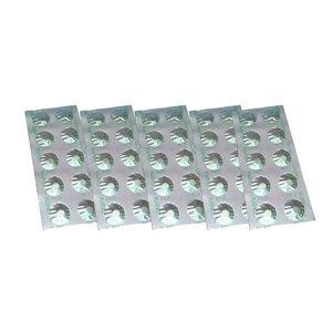 Marimex Tablety do testeru na měření pH - 5 x 10 ks - 19900072