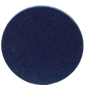 FELTO Podložka pod skleničku - modrá