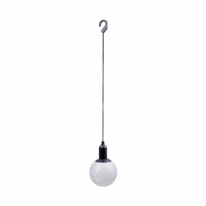 HIGH SPIRIT LED Závěsné světlo 15 cm - stříbrná