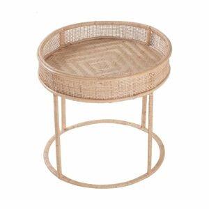 BOHO LOUNGE Odkládací stolek 40 cm
