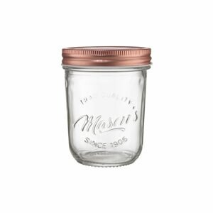 MASON'S Sada zavařovacích sklenic 320 ml set 6 ks