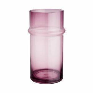RAINBOW Váza 29 cm - sv.fialová
