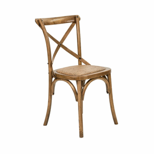 CROSS COUNTRY Židle - hnědá