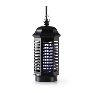 Nedis lapač hmyzu s UV světlem 4 W / 30m2 INKI110CBK4