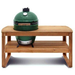 Akátový stůl pro keramický gril Big Green Egg Large