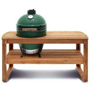 Akátový stůl pro keramický gril Big Green Egg XLarge