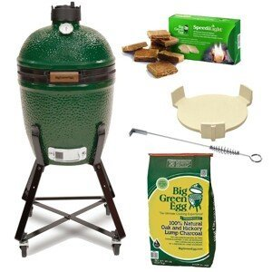 """Gril Big Green Egg Small """"Easy Start"""""""