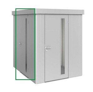 Biohort Dodatečné dveře k domečku Biohort NEO (tmavě šedá metalíza)