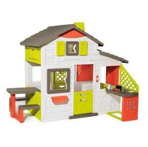 MPK Toys s.r.o. Domeček Neo Friends House s kuchyní rozšiřitelný