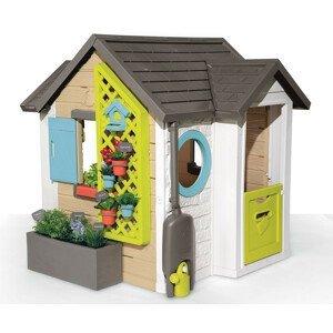 MPK Toys s.r.o. Domeček zahradnický rozšiřitelný