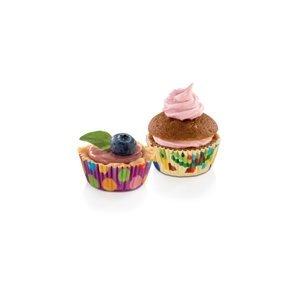 Tescoma cukrářské mini košíčky DELÍCIA ø 4 cm, 100 ks, pro děti