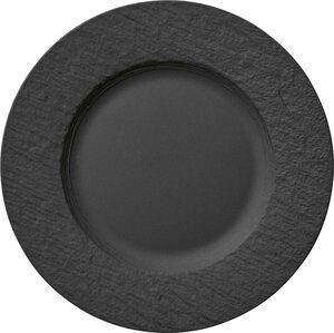 Villeroy & Boch Manufacture Rock jídelní talíř, Ø 27 cm