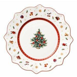 Villeroy & Boch Toy´s Delight dezertní talíř, bílý, 24 cm