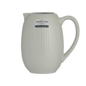 Džbán Mason Cash Linear Collection, bílý, objem 900 ml